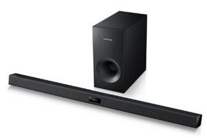 Soundbar Samsung: il cinema in casa!