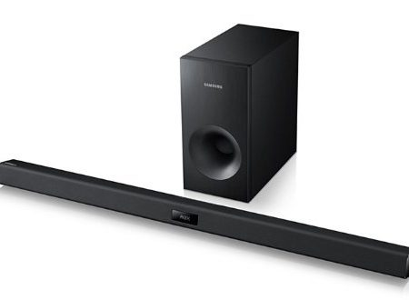 Soundbar Samsung: il cinema in casa!